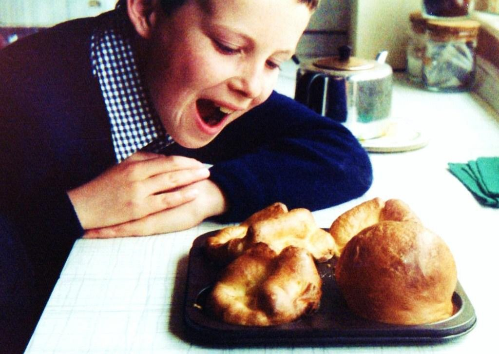 Yorkshire Puddings on the Rise