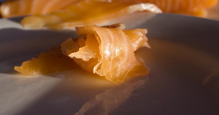 citrus cured salmon 3