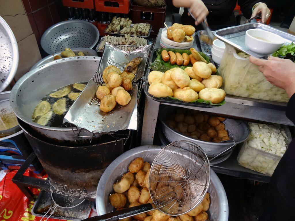 Banh Goi Street Food