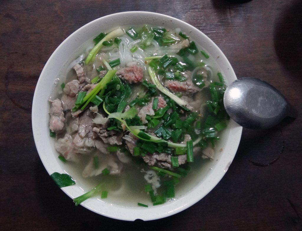 Pho Tai Nam Beef Noodle Soup