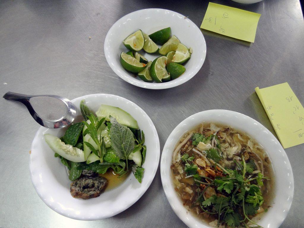 Sup Luon and Cha Luon