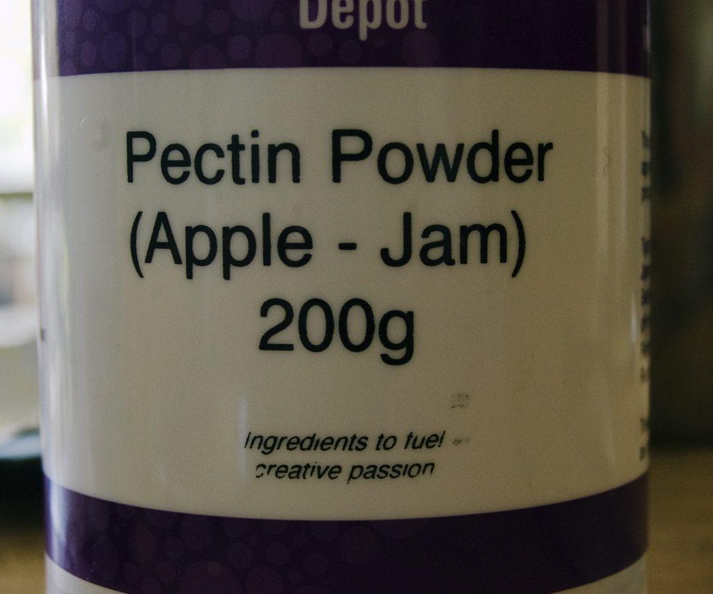 Pectin Powder - A Setting Agent