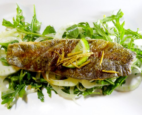 Pickled Trout