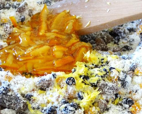 Pudding Mix with Homemade Marmalade