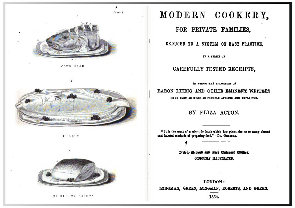 Modern Cookery - Eliza Acton