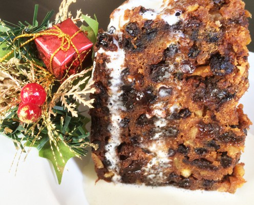 168 Year Old Christmas Pudding edited