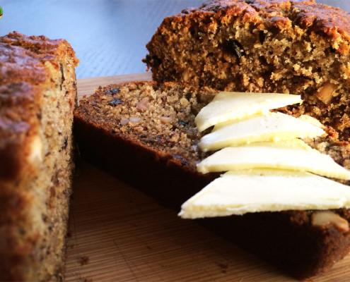 Cameroon Banana Bread