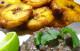 Patacones and Black Bean Dip 2