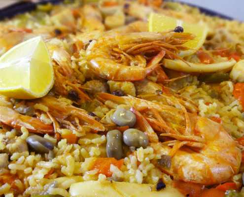 Mixed Paella 2
