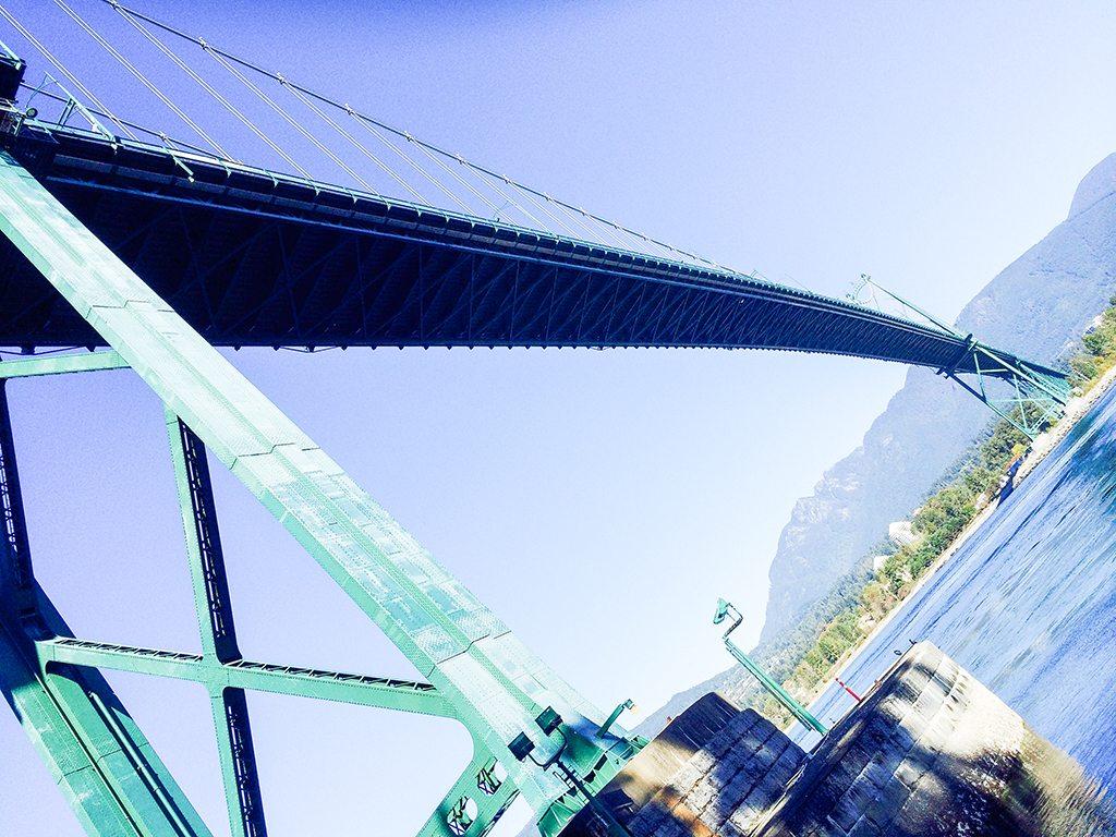 Lions Gate Bridge 1